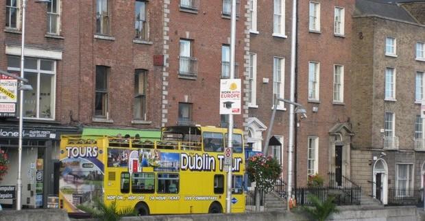 Lankytinos vietos Dubline