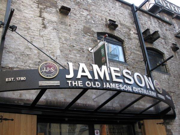 Jameson viskio muziejus