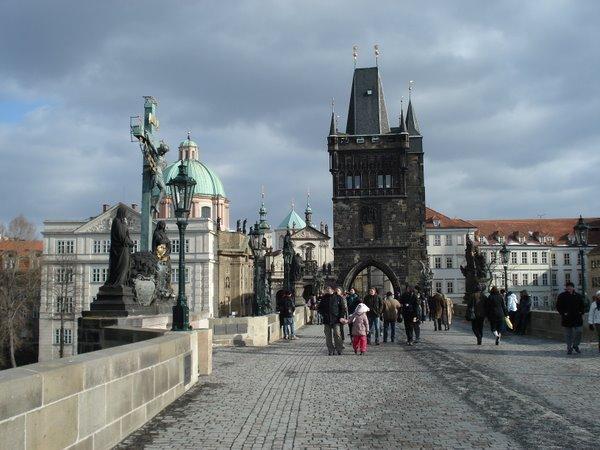 Senamiesčio tilto bokštas