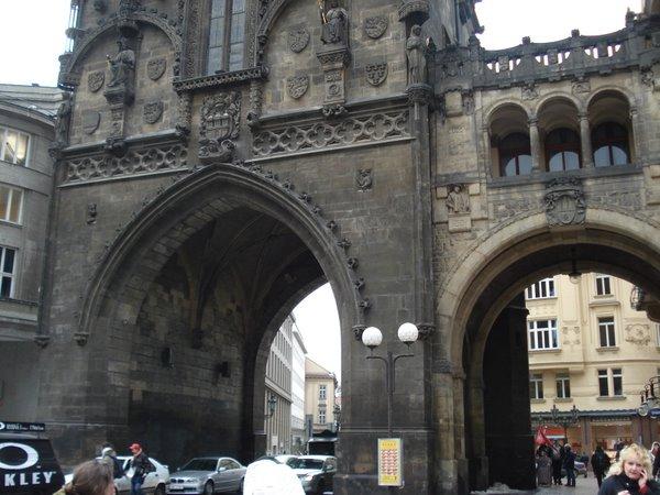 Parako vartai