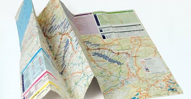 Miestų žemėlapiai - lengvesniam kelionės planavimui