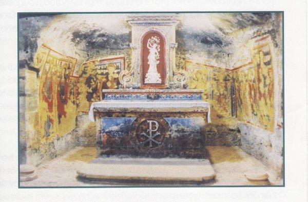 Šv. Agotos katakombos