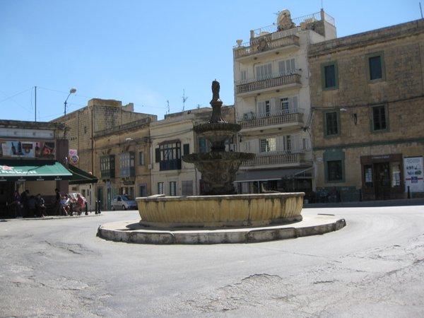 Gozo sala Viktorijos miestas Malta