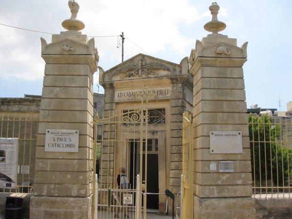 Rabato miestas Maltoje