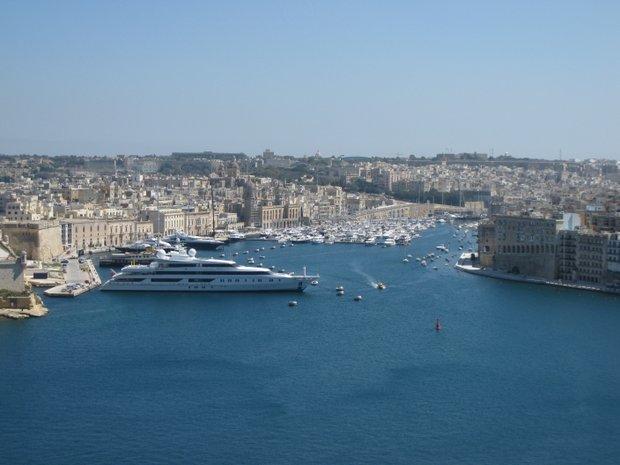 Malta Trys miestai
