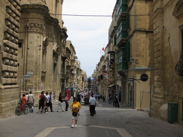 Malta Valeta