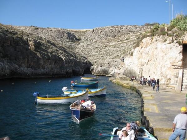 Malta Zydroji grota