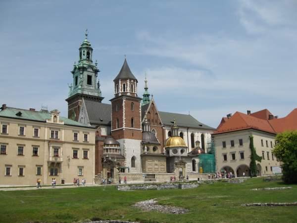 Vavelio pilis Krokuvoje