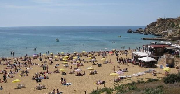 Geriausi paplūdimiai Maltos, Gozo ir Komino salose