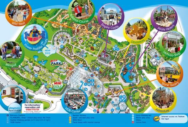 Vokietijos atrakcionų parkas