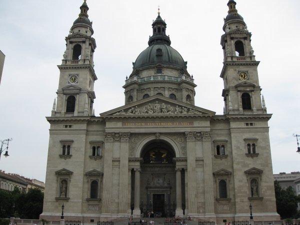 Šv. Stepono bazilika