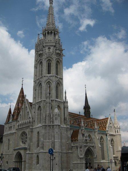 Mátyáso bažnyčia