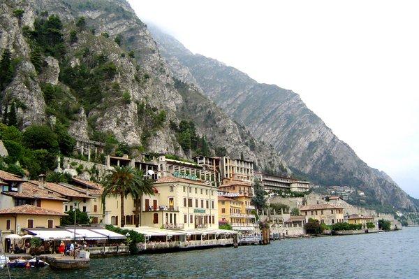 Gardos ežeras Italijoje