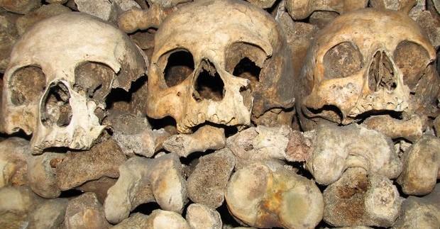 Paryžiaus katakombos - daugiau nei 200 metų istorijos