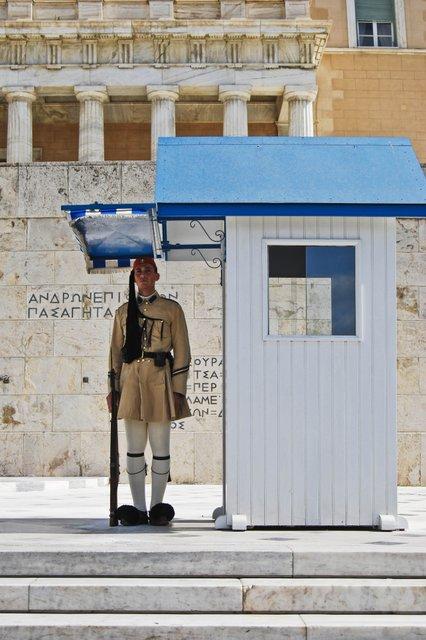 Syntagma aikštė