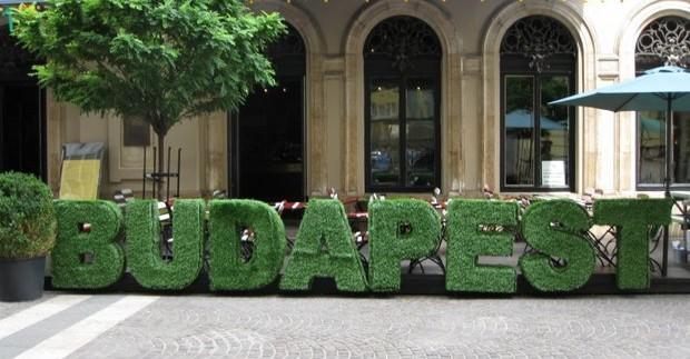 Lankytinos vietos Budapešte
