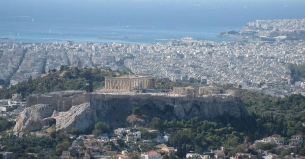 Atėnų akropolis. Akropolį