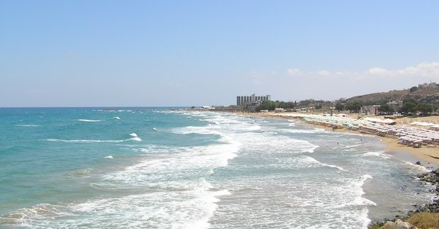 8 rekomenduotini paplūdimiai Kretoje