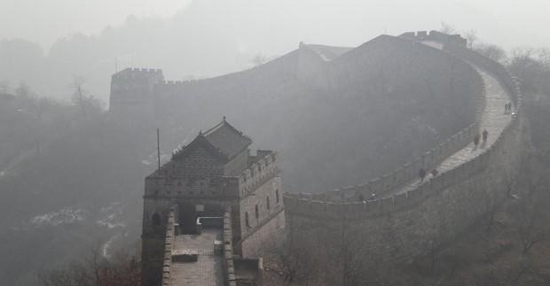 Didžioji kinų siena