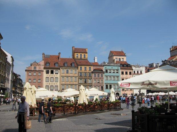 Senamiestis Varšuvoje