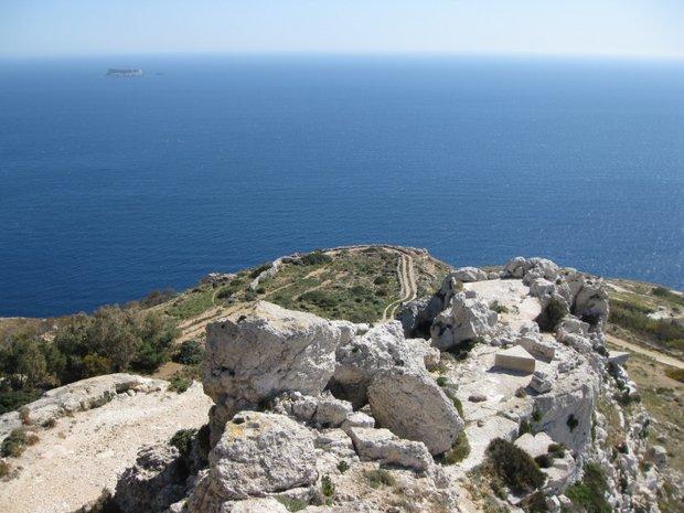 Maltos Dingli uolos