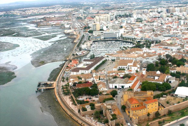 Faro Algarve Karta.Faro Ir Poilsiui Ir Pramogoms
