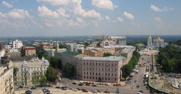 Lankytinos vietos Kijeve