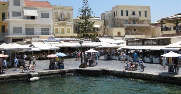 Lankytinos vietos Kretos Chanijoje