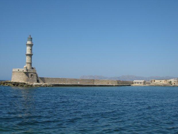 Kreta Chanija Firka tvirtovė