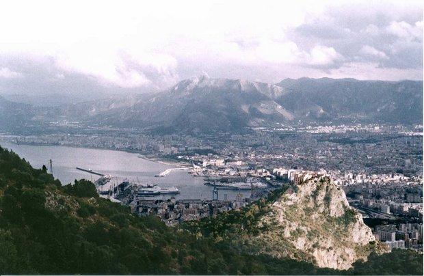 Palermo miestas Sicilijoje