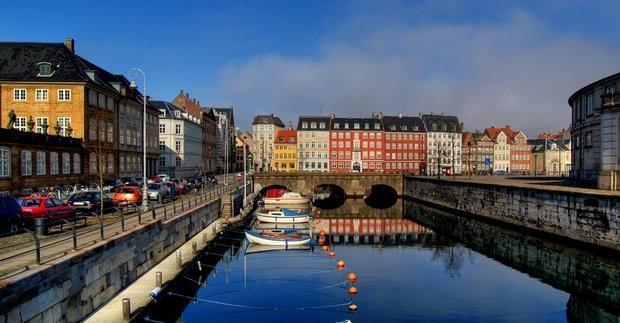 Lankytinos vietos Kopenhagoje