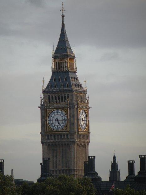 Londonas Big Benas