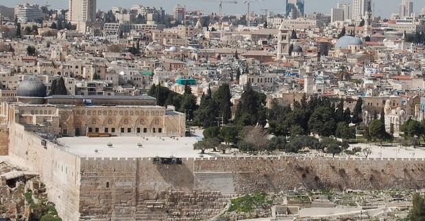 Jeruzalė, Kryžiaus kelias