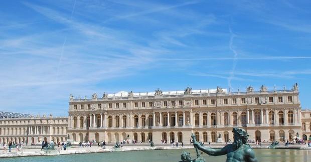 Kelionė į Paryžių - Versalio rūmai