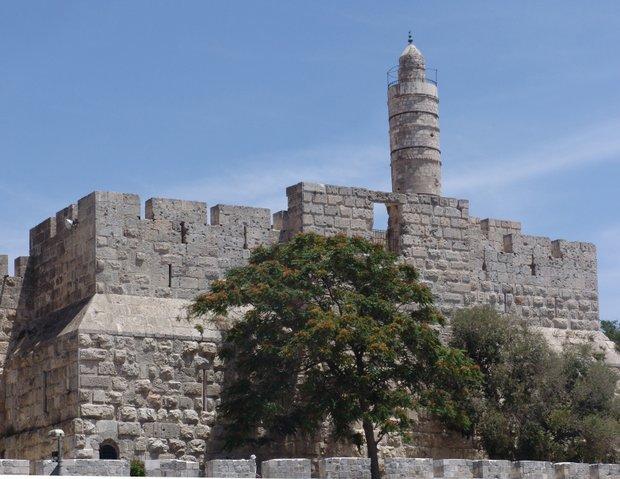 Jeruzalės citadelė