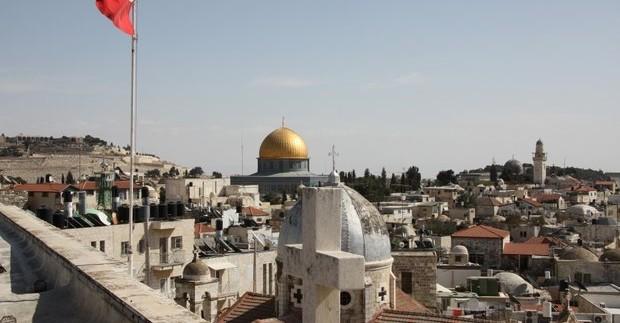 Lankytinos vietos Jeruzalėje
