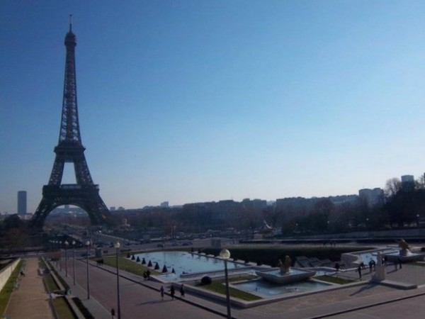Paryzius Eifelio bokstas