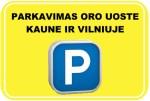 parkavimas oro uoste