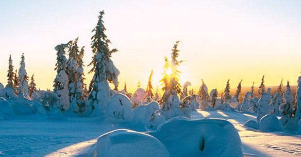 Laplandijos hipnozė ir laplandiškos pramogos