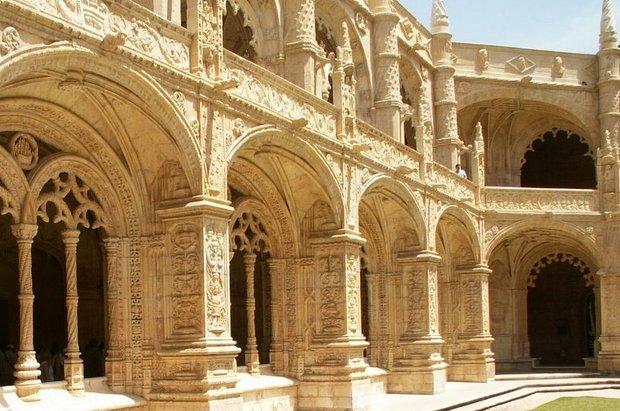 Šv. Jeronimo vienuolynas - ne tik Lisabonos, bet ir visos Portugalijos simbolis