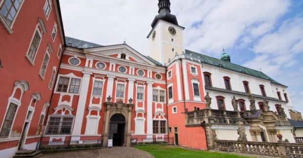 Broumovo benediktinų vienuolynas Čekijoje