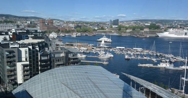 Pasižvalgymas Norvegijos sostinėje Osle