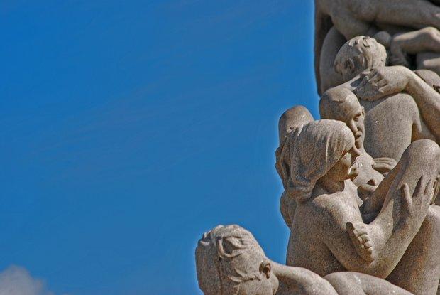 Vigelando skulptūrų parkas Osle