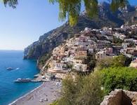 amalfio pakrante neapolis