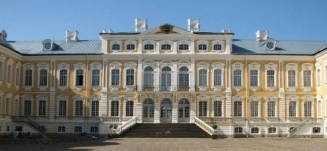 Latvijos pasididžiavimas – Rundalės rūmai