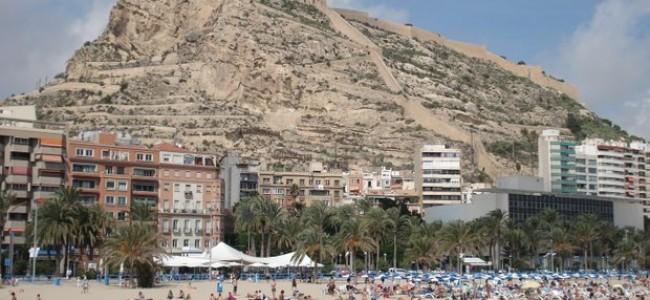 Alikantės paplūdimiai – ir poilsiui, ir linksmybėms