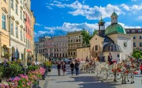 Trys dienos Lenkijoje – trys miestai: Varšuva, Zakopanė, Krokuva