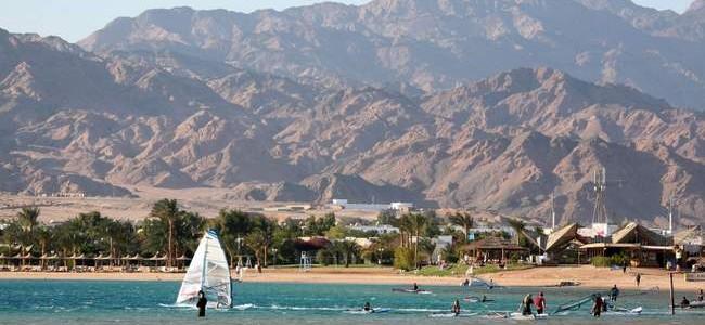 Kelionės į Egiptą: vasariška šiluma žiemos sezonu