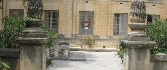 Paslaptingos Šv. Agotos katakombos Maltoje