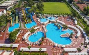 TURKIJA: 7 n. CLUB HOTEL TURAN PRINCE 5* viešbutyje su AI maitinimu tik nuo 596 €/asm.